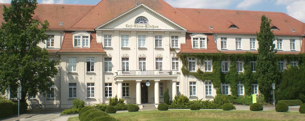 Planung Carl-Thiem-Klinikum